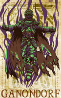 The Desert King of Power by Punished-Kom