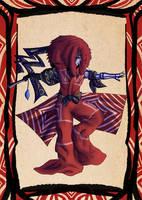 Gekido Poster #1 by Punished-Kom