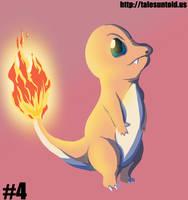 Charmander - Gotta Draw 'Em All #4 by Punished-Kom
