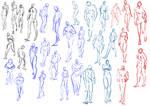 Gesture Studies #1 by Punished-Kom