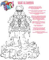Shoggoth - MHFAP OC Thumbnail by Punished-Kom