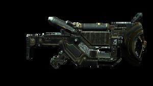 Microwave Gun [Turnable]