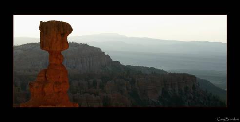 Bryce Canyon Hoodoo by garai