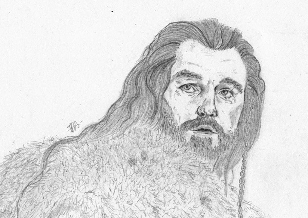 Thorin Oakenshield by The-Black-Addiction