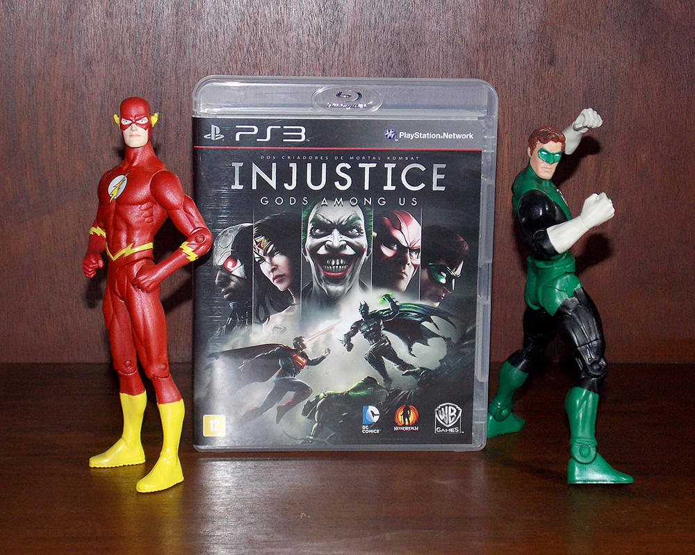 Toys For Injustice : Injustice toys among us ^^ by ninjabrazil on deviantart