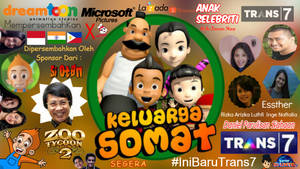 Keluarga Somat Trans 7 (2019) #IniBaruTrans7 NEW!