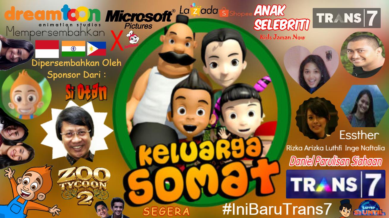 Keluarga Somat Trans 7 2019 IniBaruTrans7 NEW By