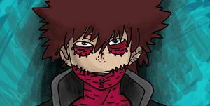 Dabi (My Hero Acedemia)