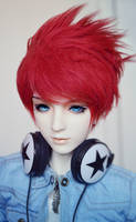 Blue Eyes by Reizie
