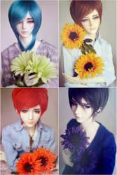 Four Seasons by Reizie