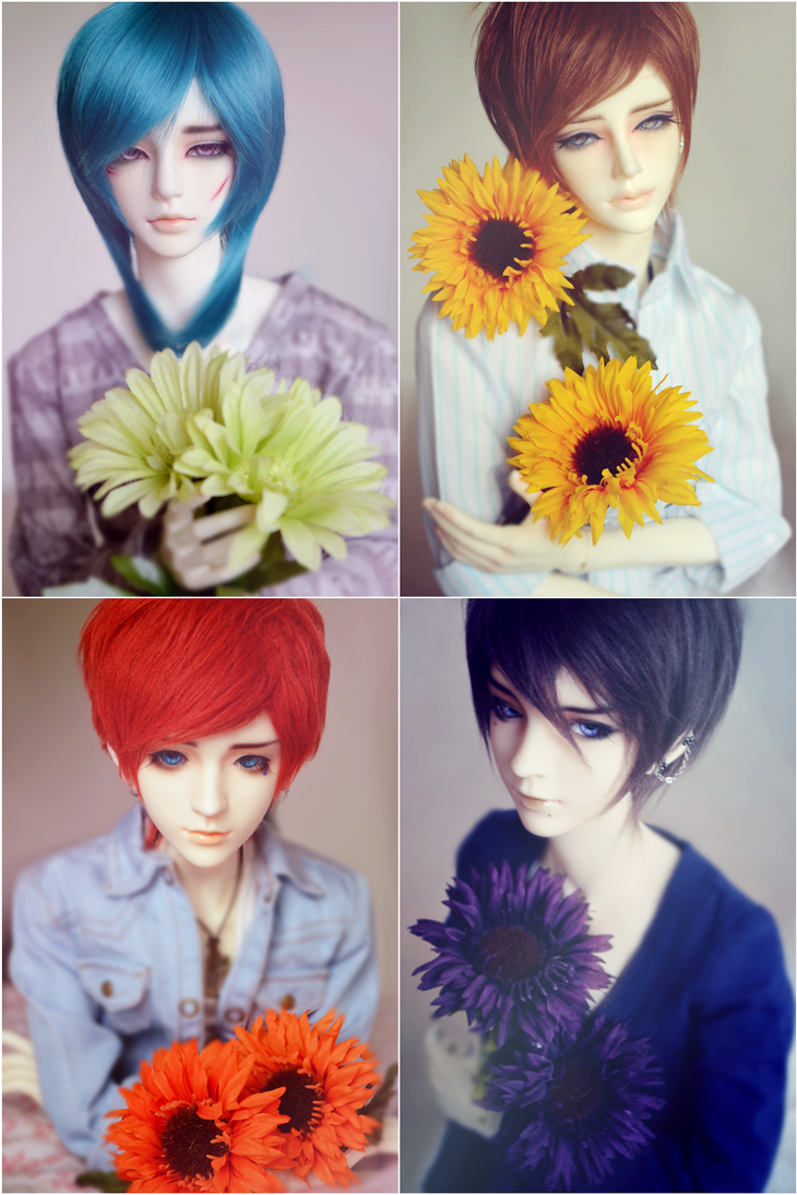Four Seasons by Yuki-Arisu