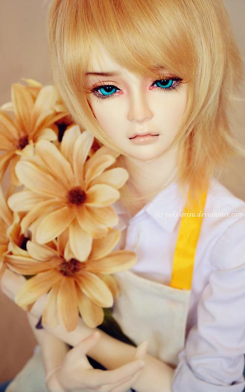 Smile for me by Yuki-Arisu