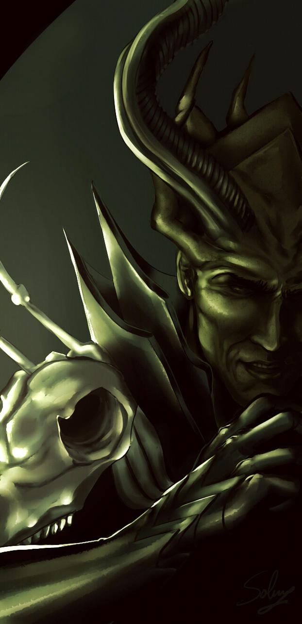 Earth X Loki by BretzelOye
