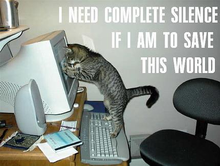cat saving world by o0bon-bon0o