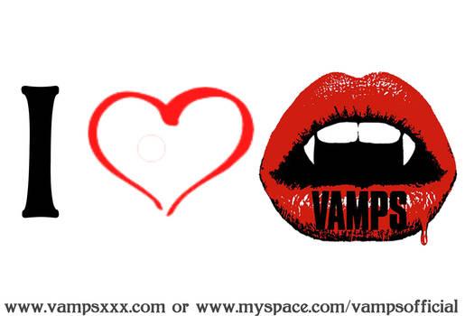 I LOVE VAMPS