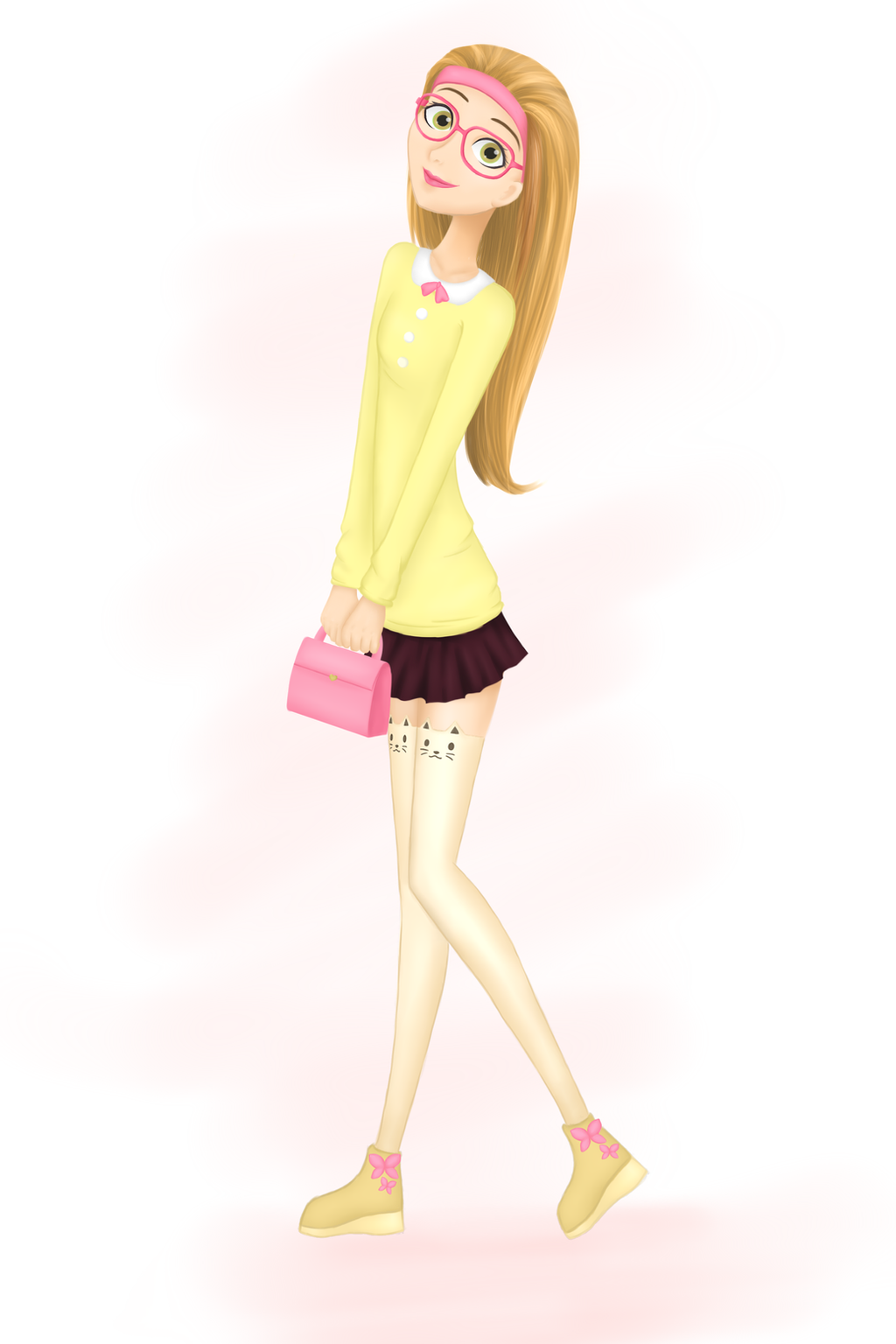 The Other Problem with Honey Lemon: Her Heels
