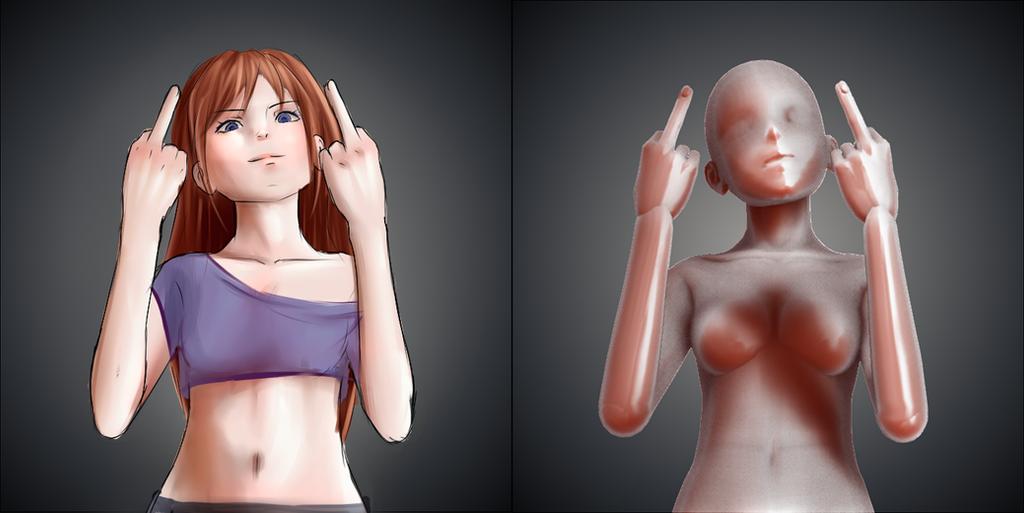 design doll test by chiratera on deviantart