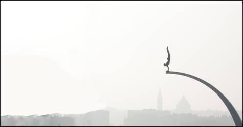 Le Plongeur en 2012 by Bestarns