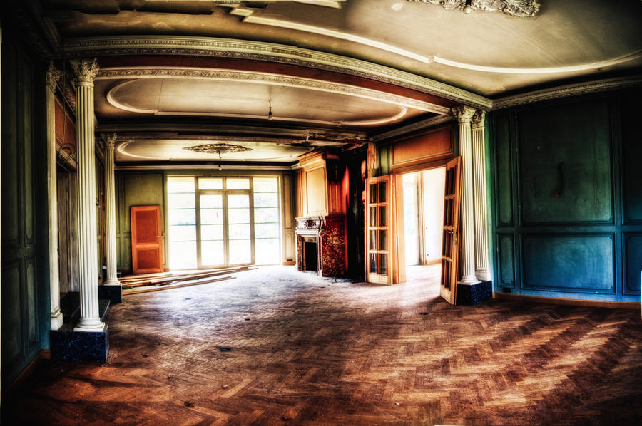Urbex Villa Br salon I by Bestarns