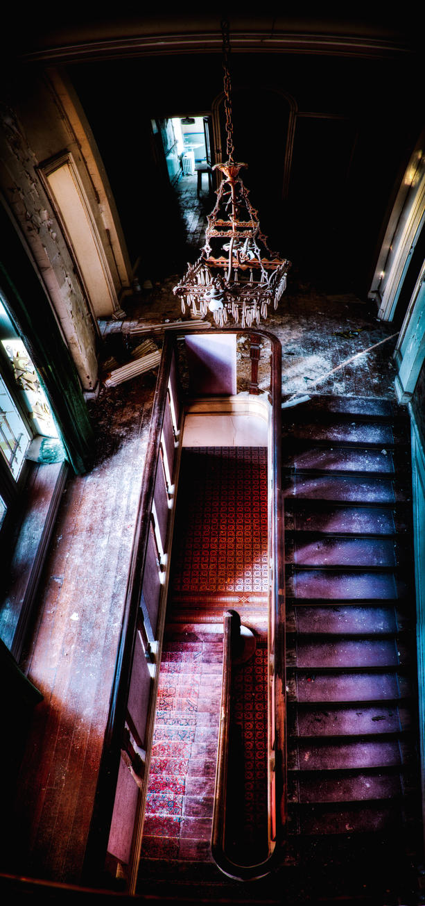 The floors of the castle by Bestarns