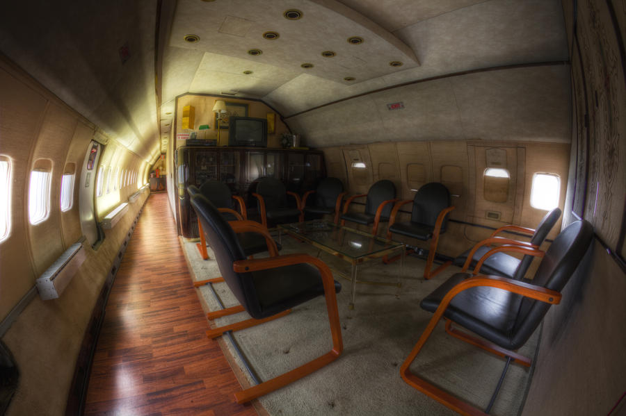 Lost Boeing 10 by Bestarns