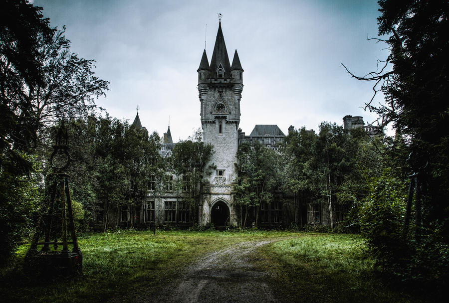 Chateau de Noisy 01 by Bestarns