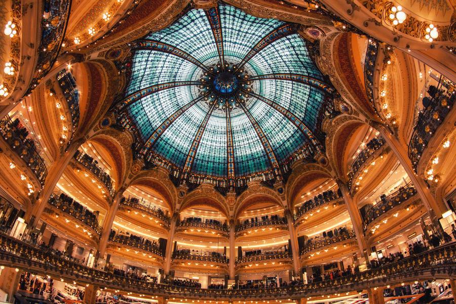 Galerie Lafayette by Bestarns