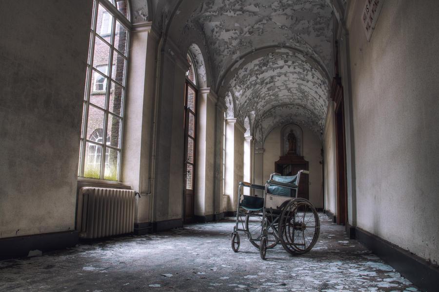 Monastery R - 02 by Bestarns