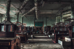 University L - Chemistry Laboratory by Bestarns