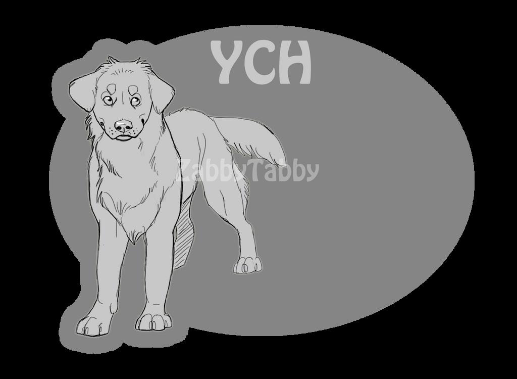 YCH Ref Sheet by ZabbyTabby