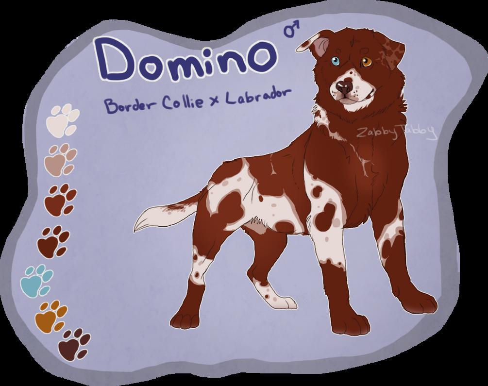 Domino Ref by ZabbyTabby