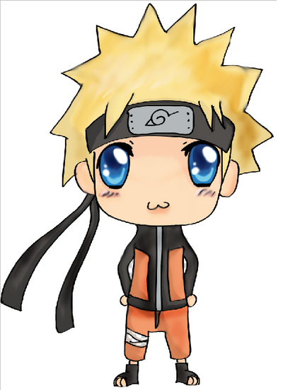Chibi naruto by scr3aam3r on deviantart - Naruto chibi images ...