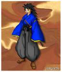 Albano Samurai by Albano12