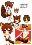 CHEAP ADOPTABLE AUCTION! + extra [Closed]