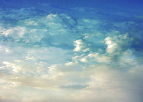 sky texture1 by honey-stock