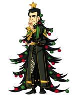 Christmas Loki