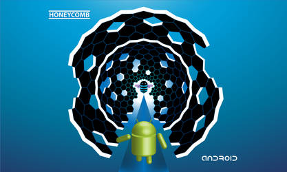 Android Honeycomb Wallpaper by hsigmond