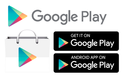 Google Play Store Icon and Badges