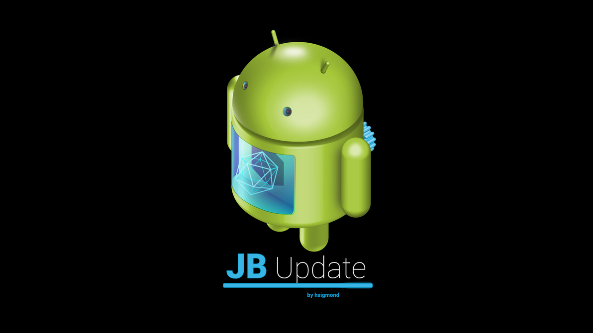 Isometric Android Wallpaper (Jelly Bean Update) by ...