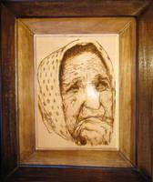 Granny by FuocoRupestre