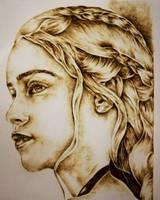 DaenerysTargaryen by FuocoRupestre