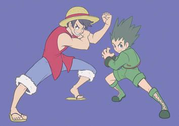 Shonen Birthday Punch Bois