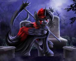 Comm. Grim Reaper by Aschenstern