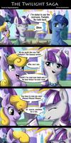 The Twilight Saga: Page 1 by Aschenstern