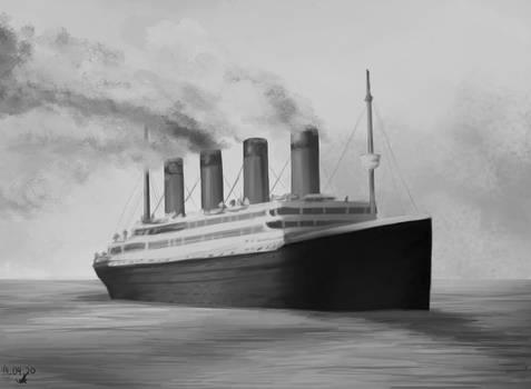 Titanic 108 yrs