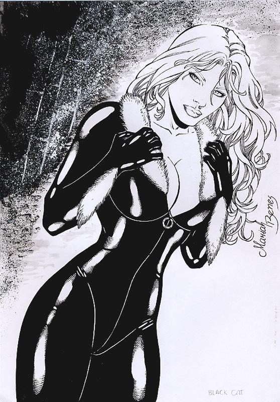 BlackCat by Mariah-Benes