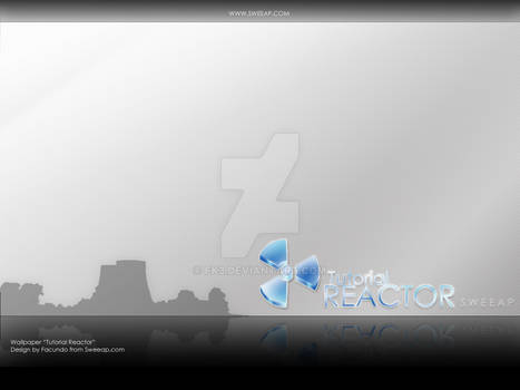 Tutorial Reactor Wallpaper