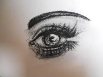 Eye Practice 1 by priincezzz