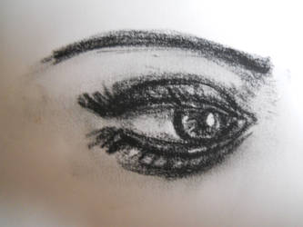 Eye Practice 2 by priincezzz