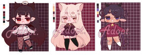 Cute Adopts Auction CLOSED